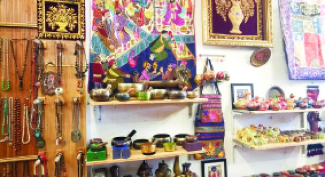 Arts And Crafts Of Kashmir
