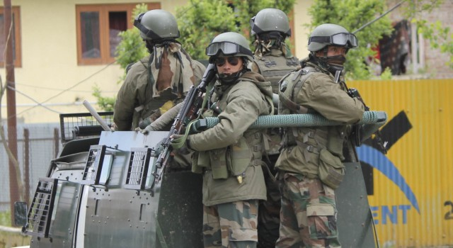 Two JeM militants killed, Army solidier injured in Mounchawa encounter, operation over