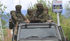 Forces launch search operation in Warpora Sopore