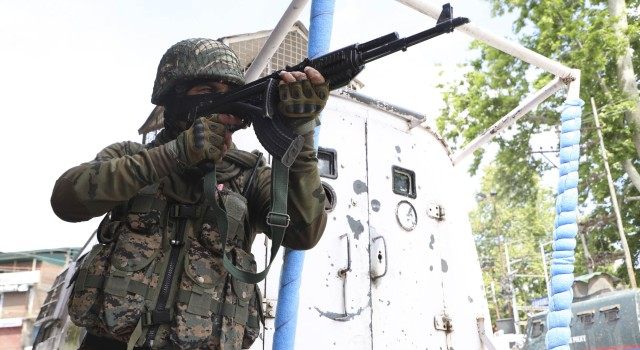 Shopian Encounter: Two more Al-Badr militants killed, toll reaches 04, operation on