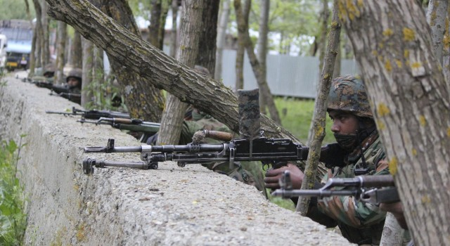 Srinagar Encounter: Three militant killed, search operation continues