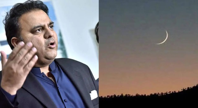 Eid ul Fitr to be celebrated on May 24 in Pakistan: Fawad Chaudhry