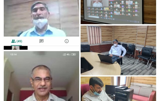 JKEDI starts a webinar series on supporting Entrepreneurs post Covid-19 crisis.