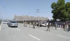 Amid lockdown, civil secretariat re-opens in Kashmir