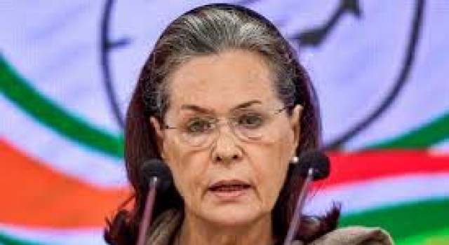 """If China hasn""""t occupied territory, why were our 20 soldiers martyred: Sonia Gandhi"""