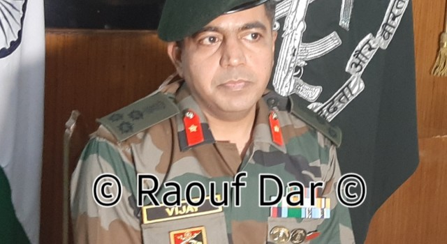 We are on a path of peace and prosperity in Valley: Army