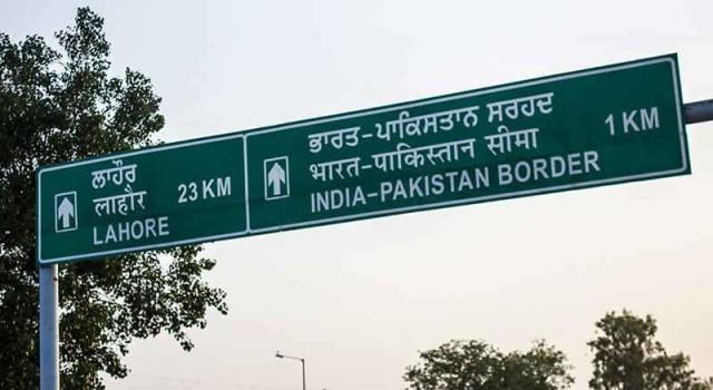 Cross-border travel between India, Pakistan suspended temporarily