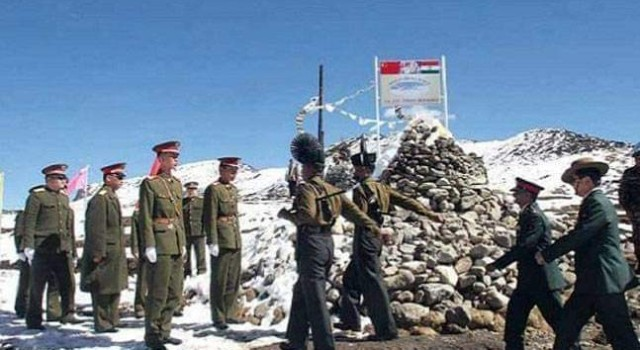 Chinese soldier apprehended in Demchok sector of Eastern Ladakh, says Army
