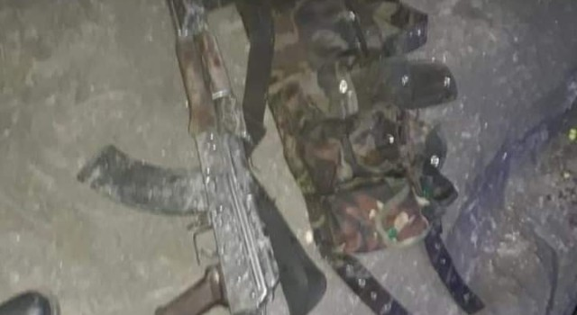 Unidentified militant killed in Rajouri, Arms, ammo recovered, Ops over: IGP Jammu