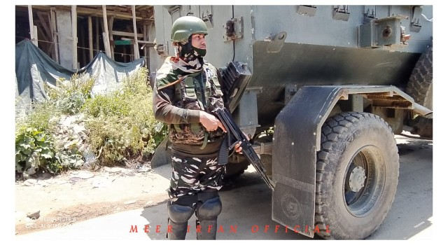 Suspected IED planted on Bandipora-Srinagar highway defused after 6 hours