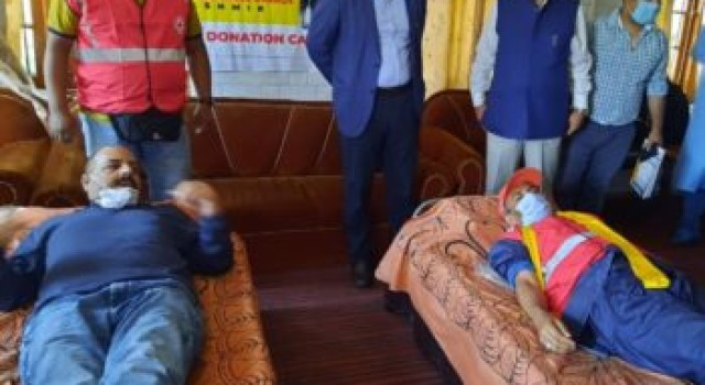 Div Com calls for humanitarian service to people in distress
