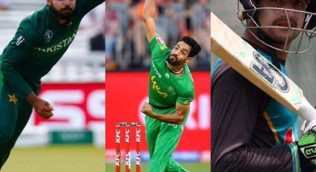 Pakistan cricketers Haider Ali, Shadab Khan and Haris Rauf test positive for Coronavirus