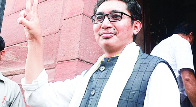 LAC Border Row: Ladakh BJP MP hinted about border row with China, last year