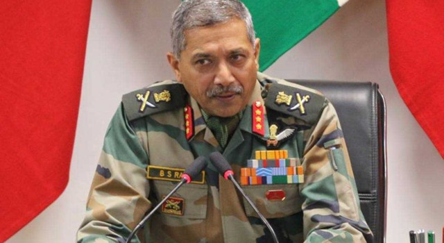 Local support for militants almost over in JK: Senior army officer