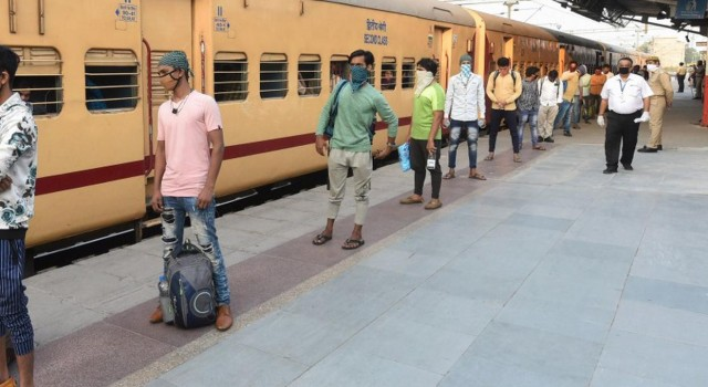 Four trains to ferry migrant workers form J-K to Chhattisgarh, MP