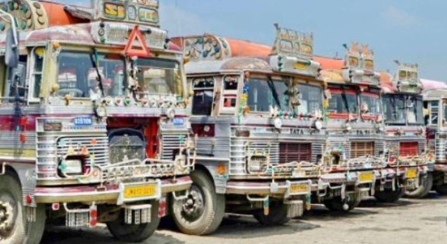 J&K Transporters announce indefinite strike from Feb