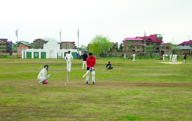 Covid-19 Lockdown: Youth engaged in sports activities amid lockdown