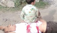 3-yr-old boy witnesses killing of his grandfather in Sopore,