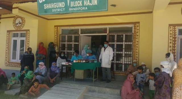 Covid19:ISM distributed Free Immunity boosting medicines to people at Shahgund Bandipora.