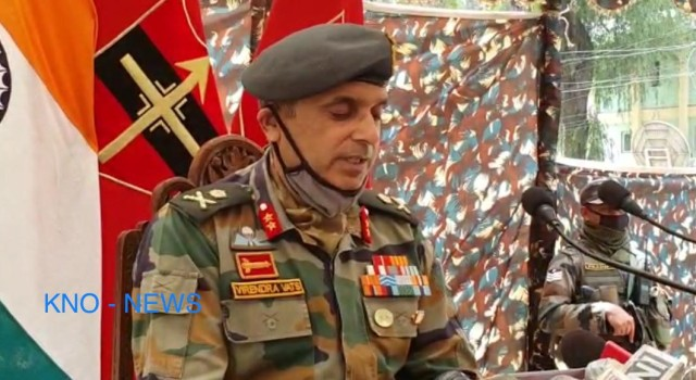 250 to 300 militants waiting at launch pads across LoC to infiltrate into Kashmir: GOC 19 DIV