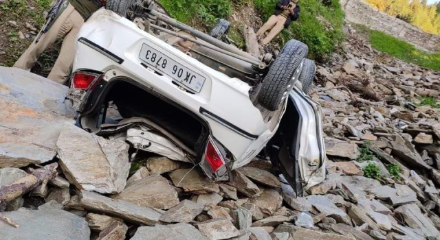 Woman dies, another injured in Bhaderwah accident
