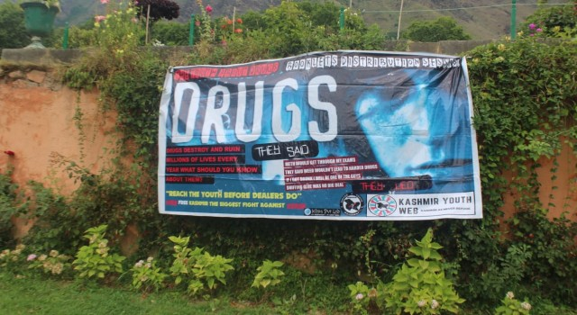 Kashmir Youth Web, once again held an awareness event.