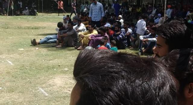 Lockdown: Authorities are OK with cricket match in Handwara