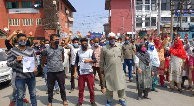 Middle aged man goes' missing from Srinagar outskirts