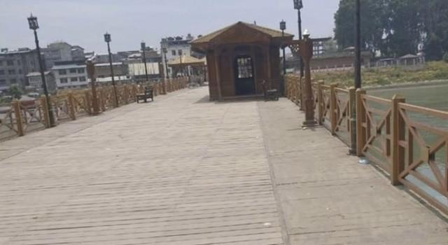 Heritage Zero Bridge left out on the mercy of God