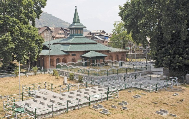 No Martyrs' Day in Kashmir for the first time since 1948