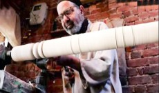 Lost Eyes Sight In Childhood Anantnag Carpenter Becomes Inspiration