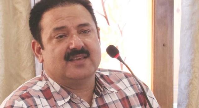 Top bureaucrat Tasaduq Jeelani dies of Covid infection