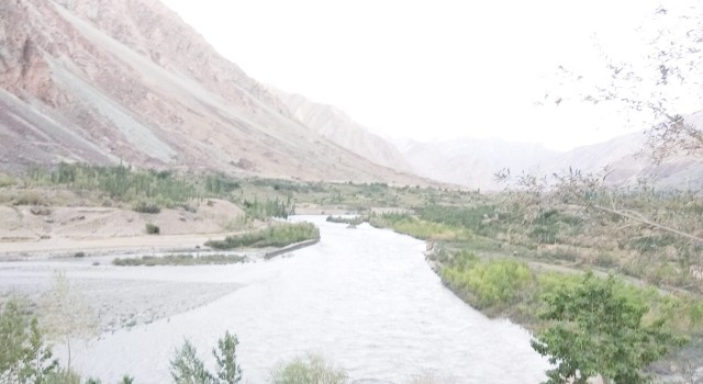 CLIMATE CHANGE AND GLOBAL WARMING IN LADAKH