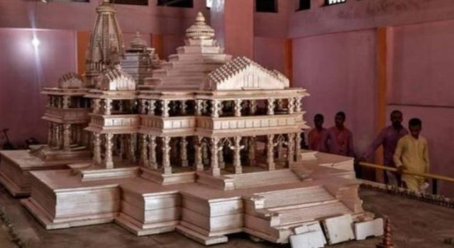 Silver coin and a box of laddoos for every guest in Ayodhya tomorrow