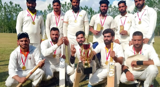 MCL concludes as Final match won by Big Beaters