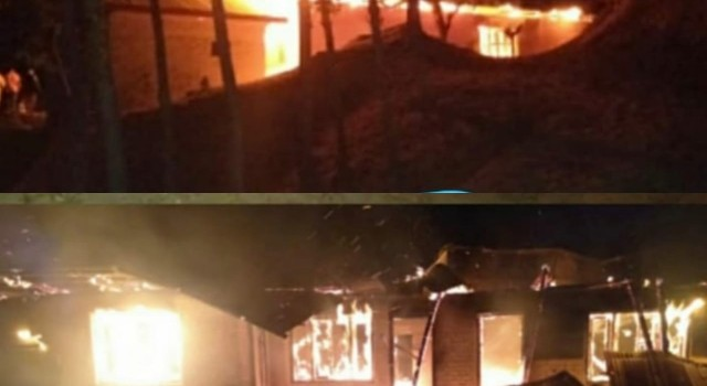 School gutted in fire mishap in Pattan