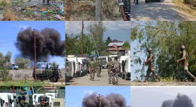 2-Day Long Baramulla Encounter Ends, Toll 8