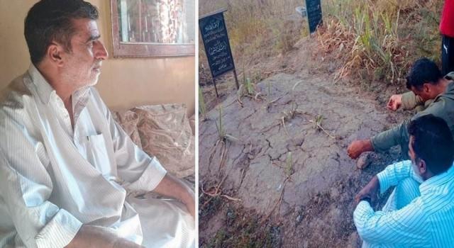 Kashmir Separatist Leader Returns Home After One Year Detention In UP Jail, Finds Wife Dead