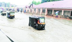 JK has highest chances of climate vulnerability, Floods declared nine times since 2014