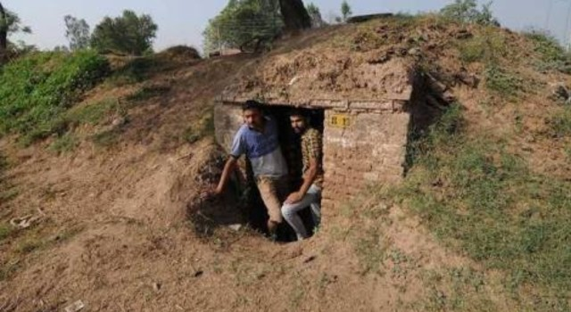 Underground bunkers not built at right spots, allege Uri residents