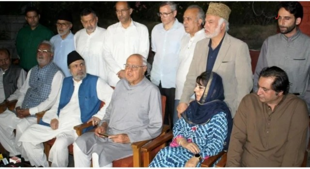 J&K political parties bury decades-old differences, join hands to fight for restoration of Article 370, Statehood