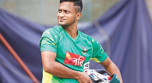 Shakib Al Hasan Set to Begin Training from Next Month