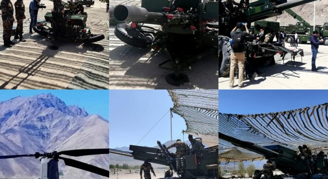 Amid border conflict with China, Indian Army readies Bofors guns for operations