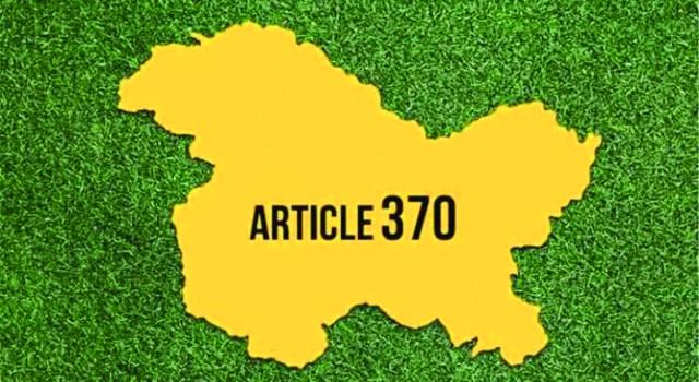 Abrogation Of Article 370 Has Alienated People Of Jammu Kashmir: Ashok Bhan