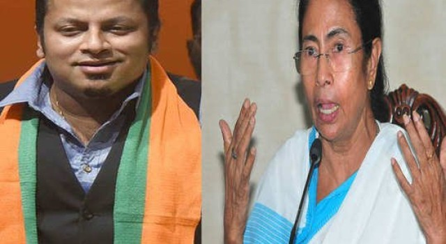 BJP leader says will hug Mamata if infected with coronavirus, police complaint filed