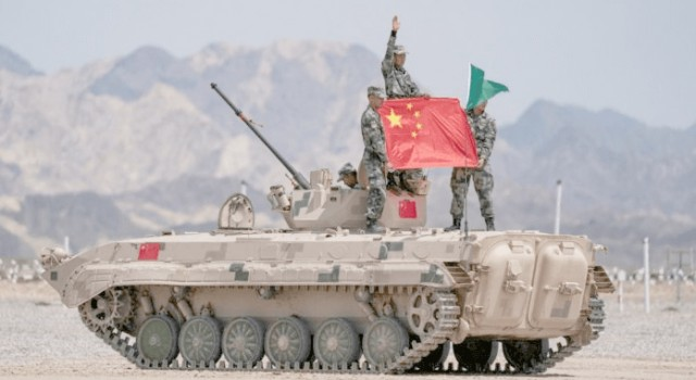 China sends more troops, tanks to Ladakh: Report