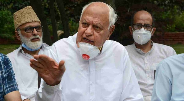 No fissures in PAGD over seat sharing: Dr Farooq Abdullah