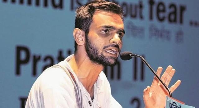 Former JNU student leader Umar Khalid arrested under UAPA