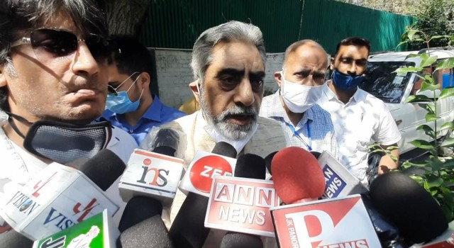 PDP holds first meet in Kashmir after Art 370 roll back