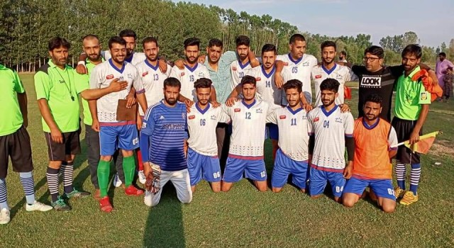 HFC Yadipora Clinches The Title of Covid19 Football Tournament Ussan Pattan
